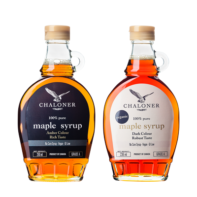 Maple & Other Syrups